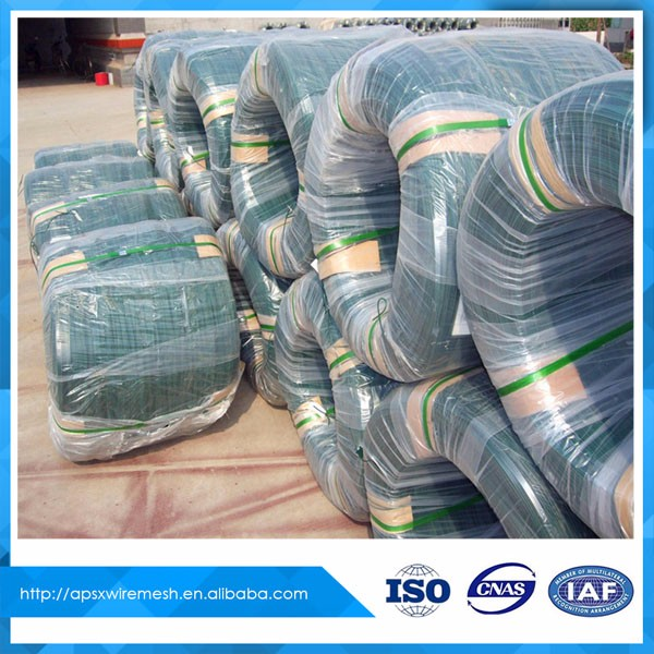 Anping manufactory suppling PVC coated wire
