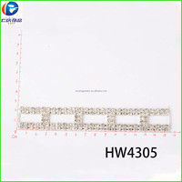 HW4305 renqing shoe collection diamante rhinestone hygienic liners swimsuit accessories