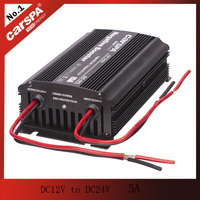 China supplier DC 12V to DC 24V Converter 5A(SUT1224-05) Voltage Booster