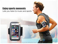 Gym Exercise Running SPORTS Armband for Iphone SE 5 5s 5g Waterproof Cover With Tune Belt Workout Case For Cell Phone