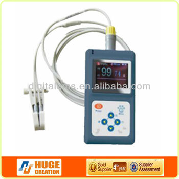 2014 Hot Selling Animal Vet Pulse Oximeter (Model no.:CMS-60D)