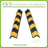 rubber corner guard protector ring type paper angle protector rubber protective corner guard