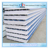Nonmetal Panel Material and EPS Sandwich Panels Type sip panel construction