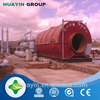 Xinxiang HuaYin Newest Technology Waste Plastic Scrap Pyrolysis Machine To Fuel Oil