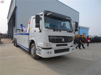 Alibaba china new products 20 ton towing wrecker truck