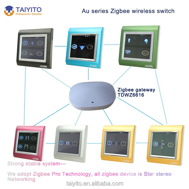 Tyt Home Automation Zwave Zigbee Gateway Zigbee Home Automation Switch In China Buy Home