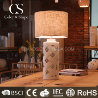 Simple indoor decorative art table light on sale