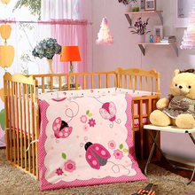 Fashion handmade bedding set for baby