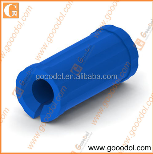 new arrival silicone dumbbells grip, no mold cost