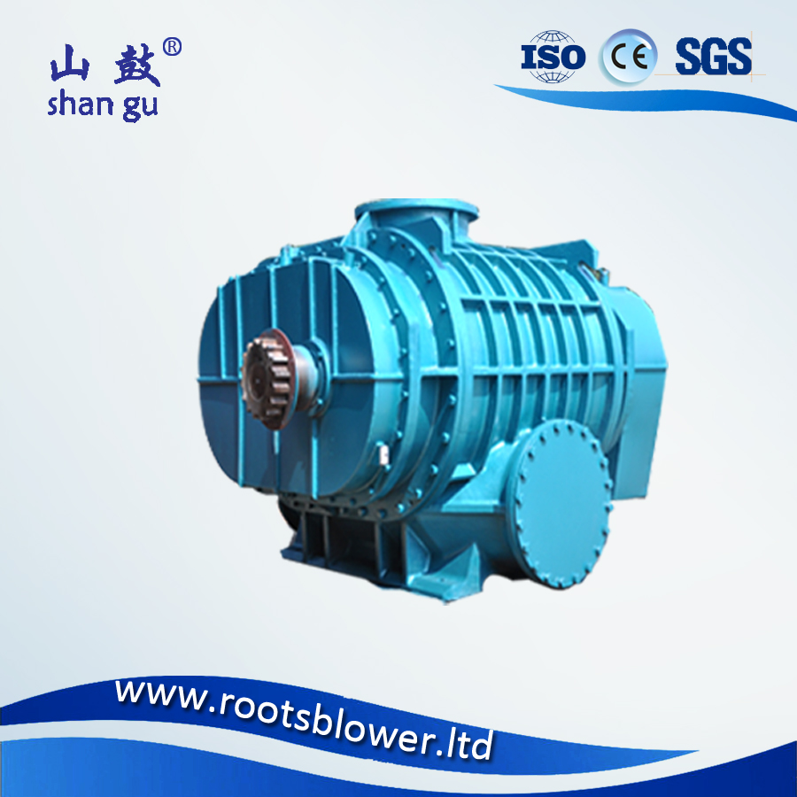 Industrial Roots blower