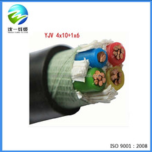 Environmental underground power cable 1kV flame retardant standard power cable sizes