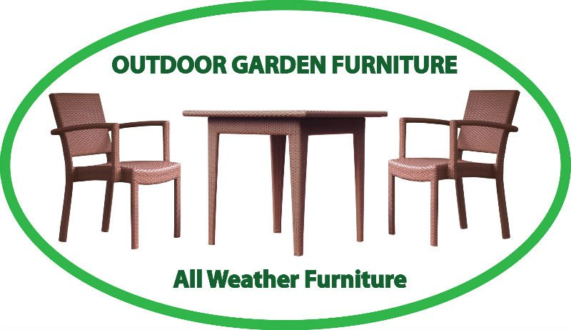All weather Outdoor UV resistant Synthetic Furniture