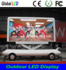 P10 outdoor full color mobile LED Screen