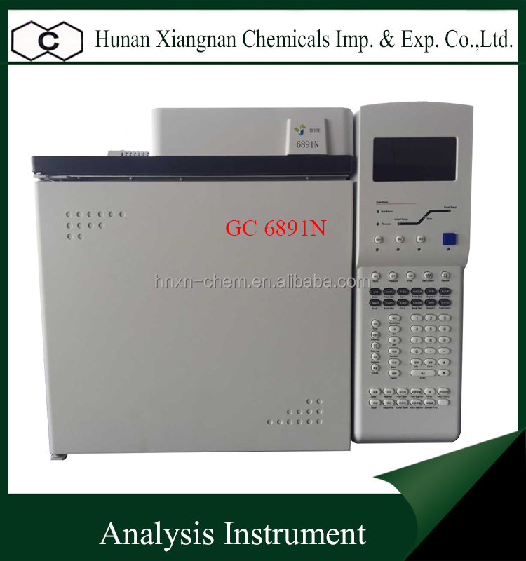 The environmental protection testing Gas Chromatography Pesticide Residue Analysis Instrument