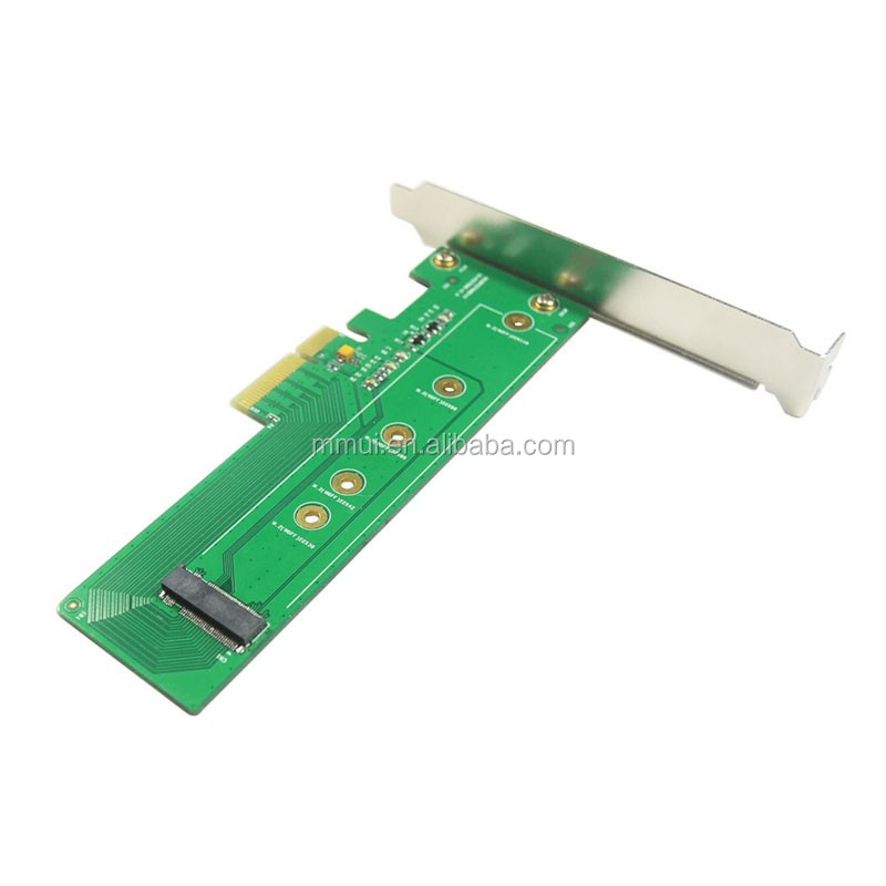M.2 NGFF PCIe SSD to PCI Express 3.0 x4 Host Adapter Card(support M.2 PCIe 22110, 2280, 2260, 2242 and 2230)