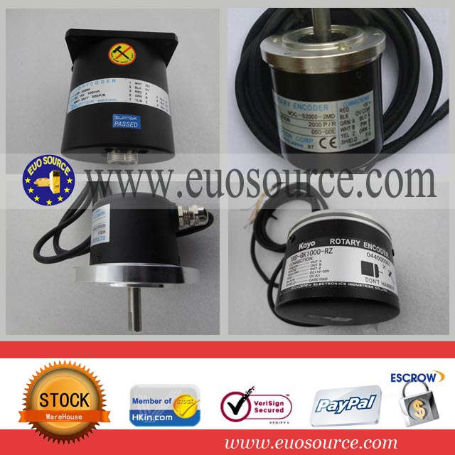 Type of motor encoder HES-1024-2MHT 800-050-00E