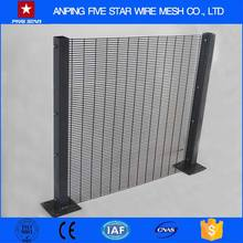 2016 water resistant anti-climb 358 mesh fence popular used as prison mesh