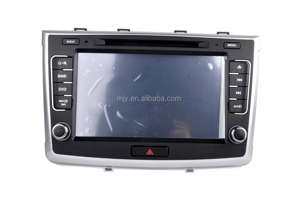 Car DVD player audio system for Great Wall Haval H6 Sport 2014 type of gps navigation