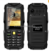 5200mAh Long Standby Rugged Mobile Phone with Waterproof Shockproof Dustproof Unlocked Phone for Elderly People.
