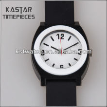 Most popular silicon quartz watch ,silicon wrist watch