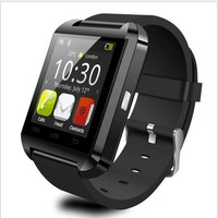 2018 Best Quality Cheap Price sport Android IOS Mobile Phone touch screen Smart Watch U8