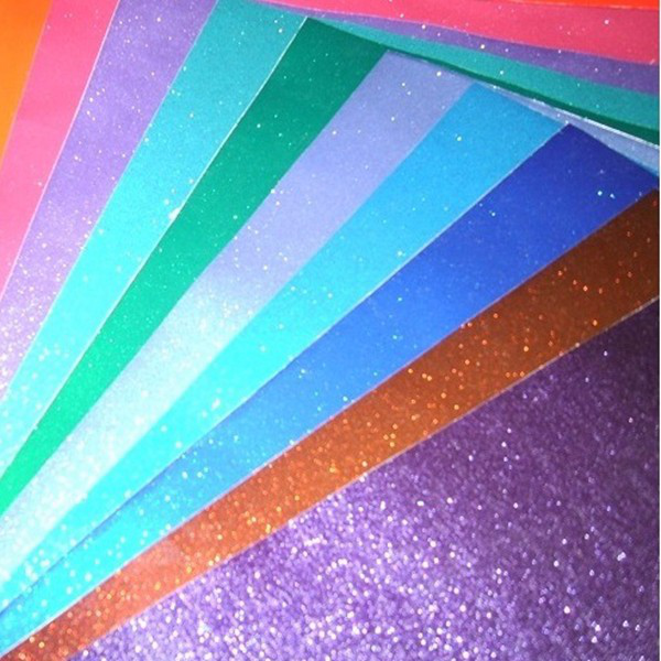 Factory directly sell! Best quality PU PVC Flock Glitter Metallic Heat Transfer Vinyl for clothing