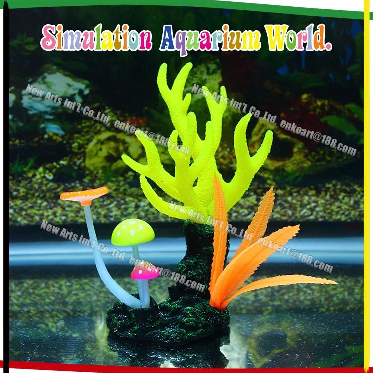 Artificial coral reef decoration of aquarium buy for Artificial coral reef aquarium decoration