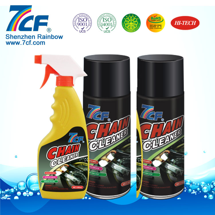 7CF Strongly Decontaminate Pitch Cleaner
