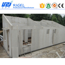 eps concrete low cost compound wall panel prefabricated house for the construction