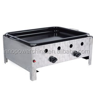 Stainless Steel Outdoor Commercial Gas BBQ Grill K1102