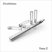 First Union smoking devices Focus 2 ego prefilled tank closed vaping system electronic cigarette usa