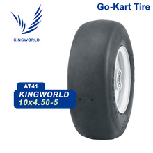Small Go Kart Rims and Tires 10x4.5-5 11x7.1-5