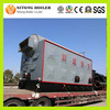 Water and Fire Tube 14 tph 16 tph 18 tph Biomass Wood Chips Steam Boiler