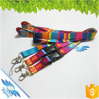 Cheap Sublimation Custom Lanyards with Logo Lobster Claw