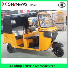 bajaj tuk tuk three wheel passenger tricycle with low price for sale