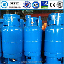 Low Price China Supplier 15kg Empty LPG Gas Cylinders 15kg LPG Cylinders For Nigeria