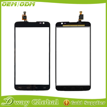 100% Test Working New D686 Sensor Glass Panel Touch Screen Digitizer For LG G Pro Lite Dual D685 Phone Repair Parts Black White