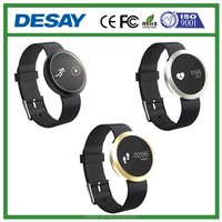 Desay Android/IOS Call/SMS Remind Resting Heart Rate DS-B502 Smart Bluetooth Bracelet Watch