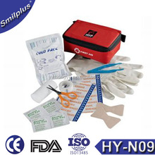 Medical Mini First Aid Kit Plastic Box