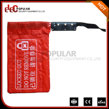 Elecpopular High Quality Crane Controller Lockout Bag With Warning Labels 230mmx400mm