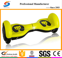 ES004 Hot Sell Hover Board Balance Scooter with 36v4400mah,New Design Mini smart wheel and electric board scooter with Bluetooth