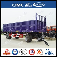 International compact mini cargo tipper tractor trailer for sale