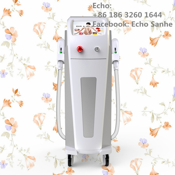 2014 Most effective IPL hair removal machines / Spa beauty product 3000W power super shr ipl hair removal