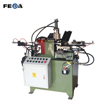 FEDA high speed automatic lathe machine automatic feeding peeling machine for bars