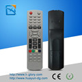 Custom India market universal TV and DVD player infrared remote control
