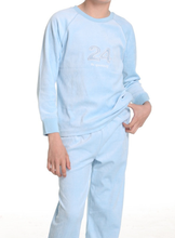 thermal fleece pajama sets sleeping suits for children