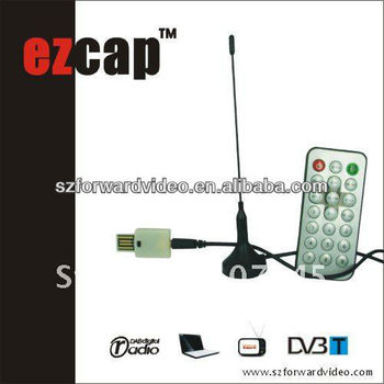 USB DVB - T tv receiver with FM DAB DAB +
