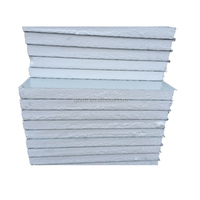 steel sheet eps board insulated interior styrofoam sandwich wall panel