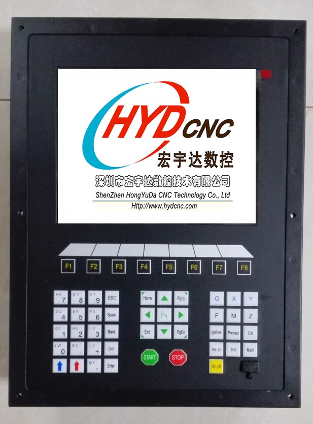High quality of cnc torch height controller PTHC-200DC + cnc control system