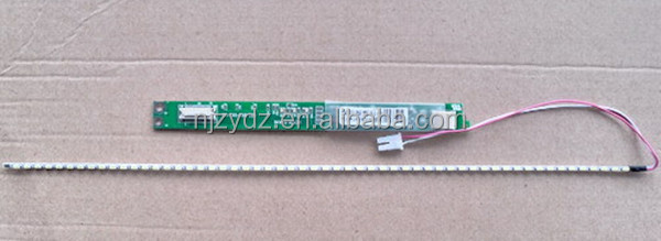 "15"" standard LED screen strip 310mm for notebook computure"